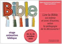 """Rencontres à la source"": un stage d'animation biblique"