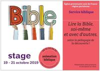 """Rencontres à la source"" - un stage du 19 au 21 octobre 2019 à Paris"